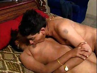 indian Paar, die Spaß