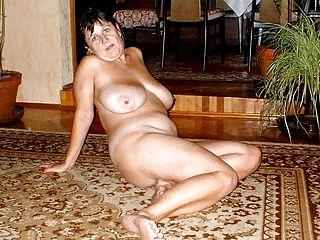 meine nackte Frau