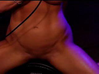 Gina Lynn auf Howard Stern - sybian
