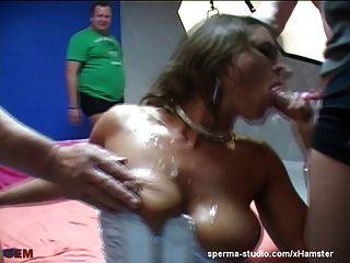Sperma: cum Orgie total extreme - sexy susi - Teil2