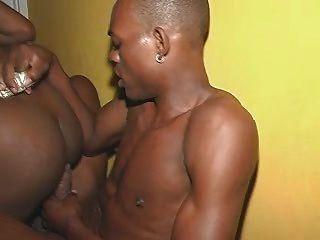jamaikanisch Küken gefickt sehr hart