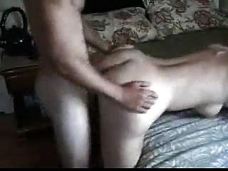 geile Mutter anal