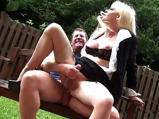 Sex im Park