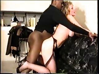 reife Frau liebt schwarze Schwänze