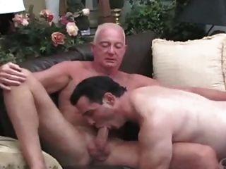 ein Datum mit einem alten Mann
