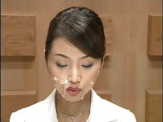Japan Nachrichten mit abspritzen. Szene 1