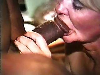 Oma Zahnfleisch ein Kerl