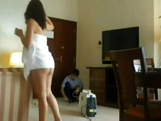 blinkt das Hotel sauberer