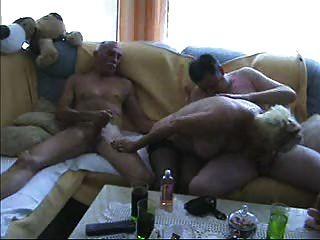Amateur Bisex Spaß