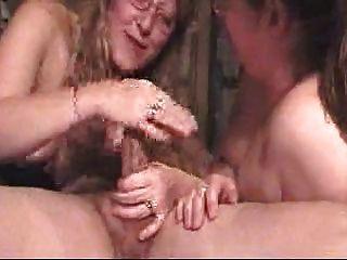 Doppel tiefer Oralsex für lucky guy von bretonischen