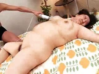 japanisch bbw Mutter und ihre haarige Muschi von Troc