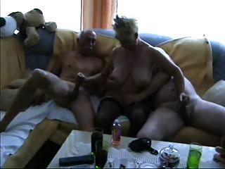 bisexuell Trio reifen