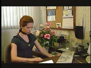 geile Sekretärin