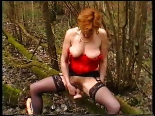 colette - französisch alt sexy Dame