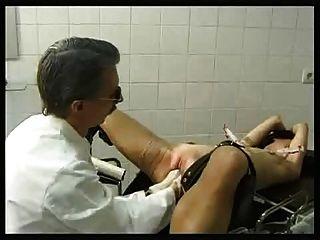 wenden sich an einen Arzt