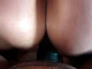 massiven Creampie in Frau