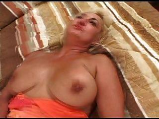 große Oma anal
