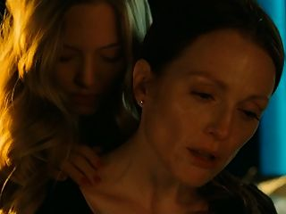 Lesbenszene von Julianne Moore und Amanda Seyfried