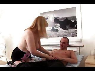 reifen voll fashioned Nylons fucks in