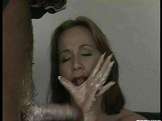 hot sexy Milf liebt Sahne!