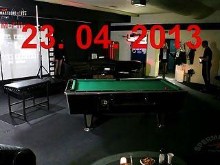 Sperma: nächste Live-Show - 23.04. - Tekohas