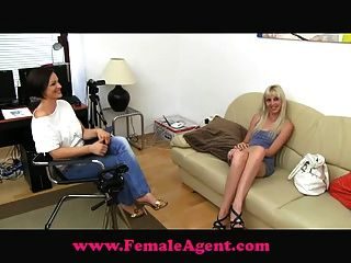 femaleagent Agentin gegen gefälschte Mittel