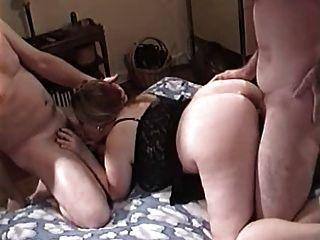 junge mollige Fick im anal
