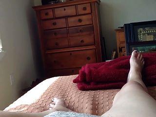 Masturbieren unter meinem Höschen, erstaunliche Orgasmus