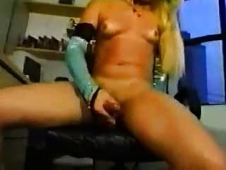 großen Penis Shemale onanie