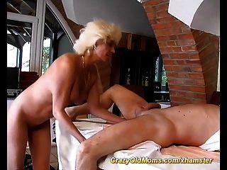 Mütter ersten anal sex