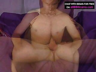 latina erstaunlich fett bbw Titten fickt riesigen Schwanz Teil 2
