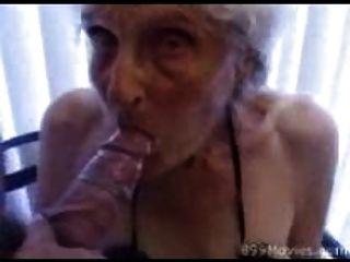 Oma stieg