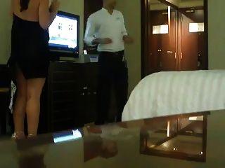 saudi verheiratete Frau Blitz Haushälterin