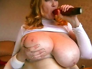 riesigen Titten auf Webcam