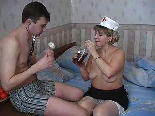 Russische Mutter - valentina 6
