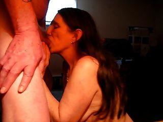 ich liebe suckin mein Mann für Sperma !!