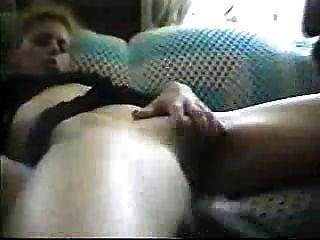 Blonde Schritt Schwester Erpressung