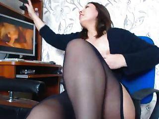 mollige Brünette Mädchen porn Masturbieren