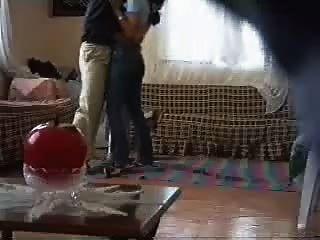 Arabisches Mädchen von Nachbar Spy-Cam gefickt