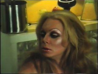 (Vintage) Transvestiten Tricks Mann in Sex