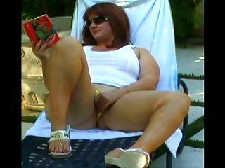 Nachbar spielt mit meiner Schlampe Frau