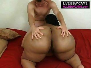 interatial bbw Sex Riesen-tit verdammt fetten Arsch Teil 2