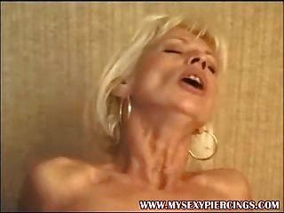 durchstochen französisch MILF anal sex