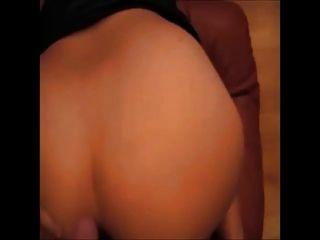 Amateur mollig MILF Pussy und anal ficken auf hausgemachte