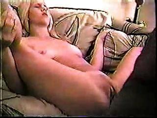 wunderschöne blonde Küken liebt bbc