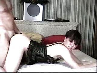 Amateur alter Mann mit hot chick
