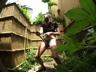 Japanische Reiben Masturbation