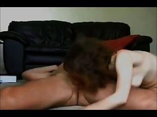 Amateur Frau wird auf hausgemachten Sex-Tape gefickt