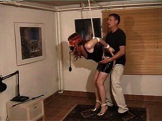 Amateur Bondage Fick 2
