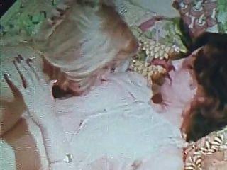 Vintage Gold Sonderausgabe Mädchen nur 5 Szene 2 lesbische Szene